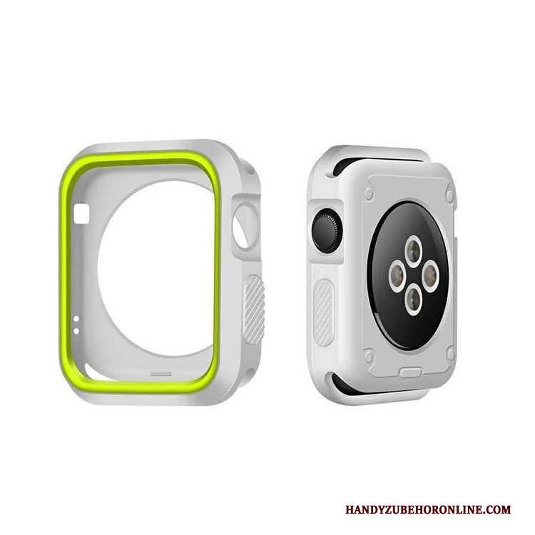 Apple Watch Series 2 Hoesje Zwart Zacht