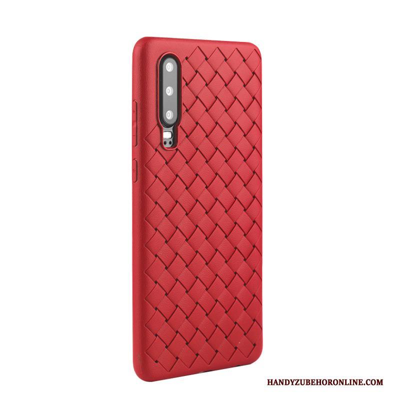 Huawei P30 Zacht Nieuw Ademend Bescherming Siliconen Het Uitstralen Hoesje Telefoon