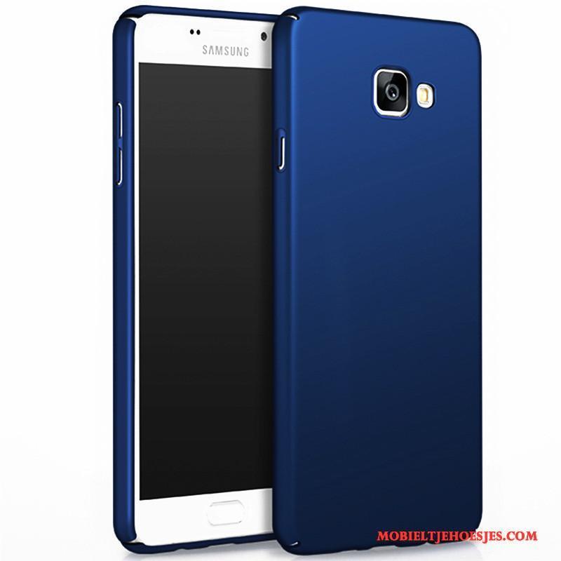 Samsung Galaxy A3 2017 Mobiele Telefoon Bescherming Rood Schrobben Hoesje Telefoon Ster