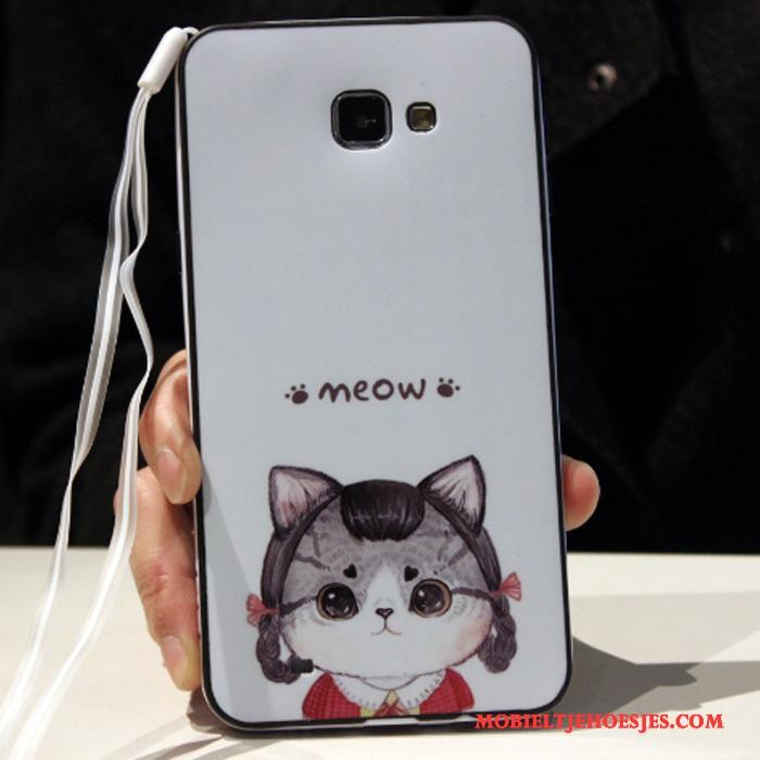 Samsung Galaxy A5 2016 Hoesje Ster Mooie Spotprent Scheppend Siliconen All Inclusive Zacht