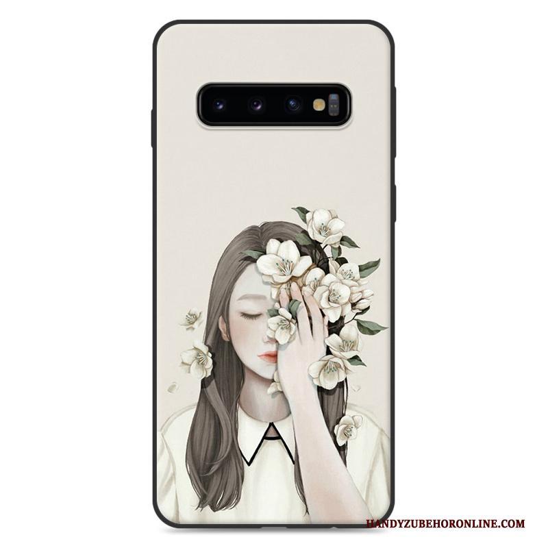 Samsung Galaxy S10 Hoesje Telefoon Ster Mooie Persoonlijk All Inclusive Vers Scheppend