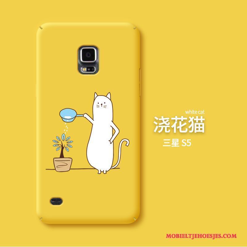 Samsung Galaxy S5 Persoonlijk All Inclusive Scheppend Hoes Bescherming Anti-fall Hoesje Telefoon