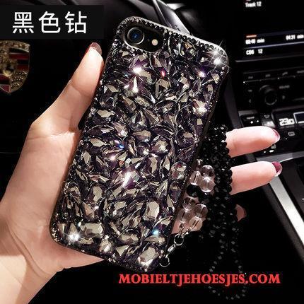 Samsung Galaxy S7 Hoesje Persoonlijk Luxe Ster All Inclusive Kleur Edelsteen Kristal