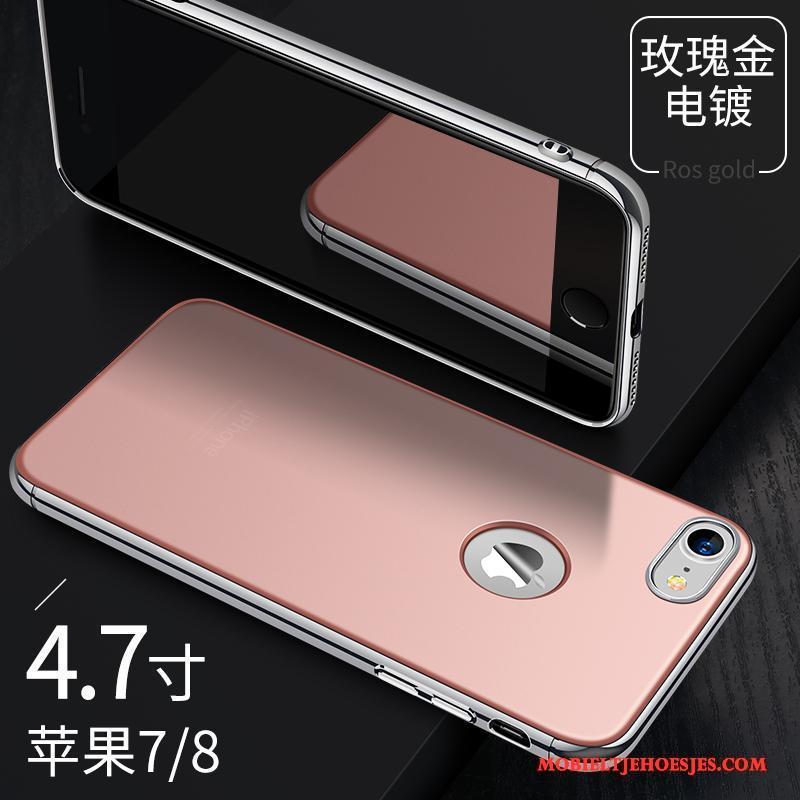 iPhone 7 Scheppend Blauw Hoesje Telefoon Persoonlijk Dun