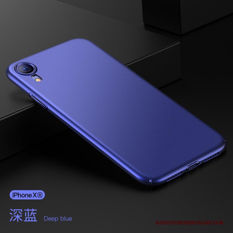 iPhone Xr Hoesje Bescherming Persoonlijk Hoes Schrobben Trendy Merk Eenvoudige Anti-fall