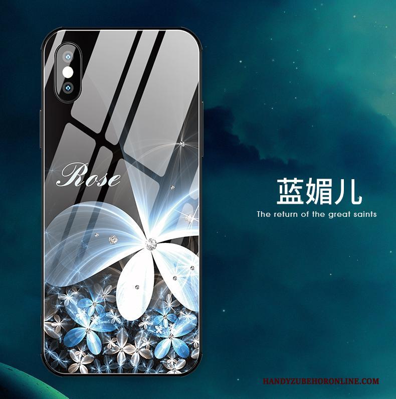iPhone Xs Hoesje All Inclusive Anti-fall Scheppend Nieuw Ster Persoonlijk Dun