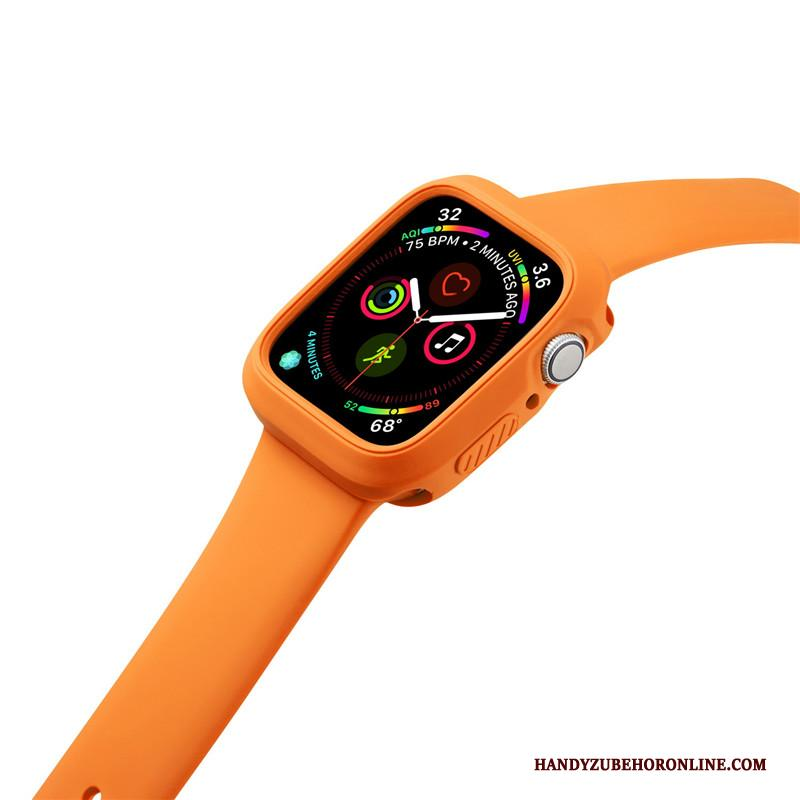Apple Watch Series 2 Hoesje Oranje Sport Anti-fall Siliconen