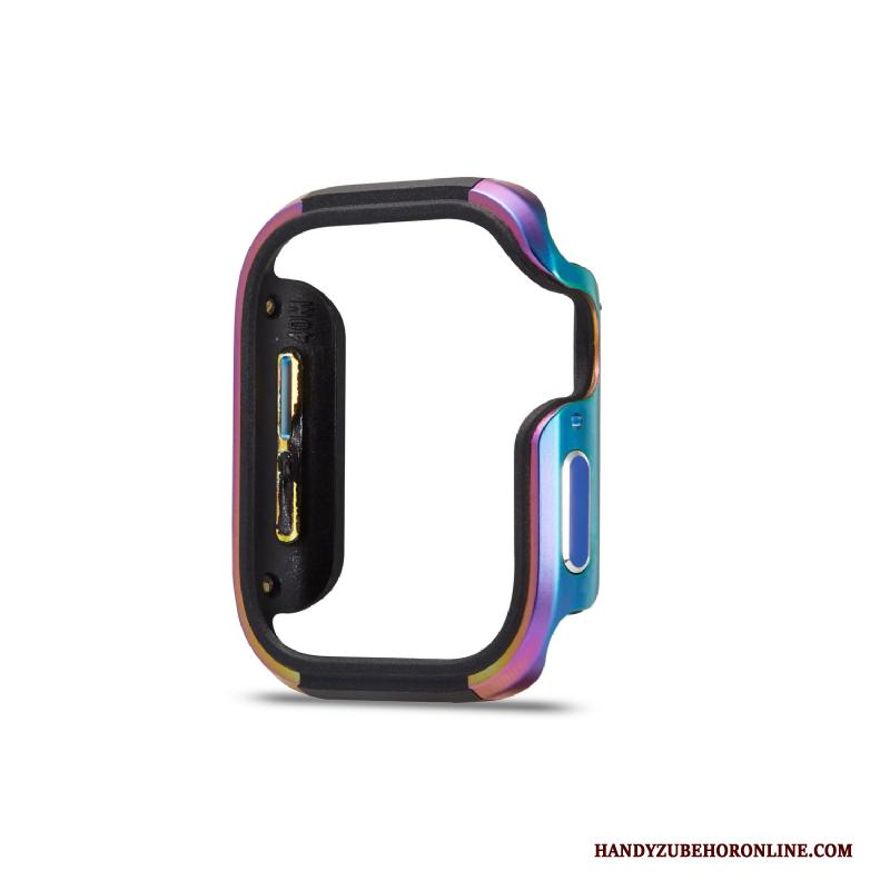 Apple Watch Series 2 Omlijsting Trend Bescherming Legering Metaal Hoesje Anti-fall