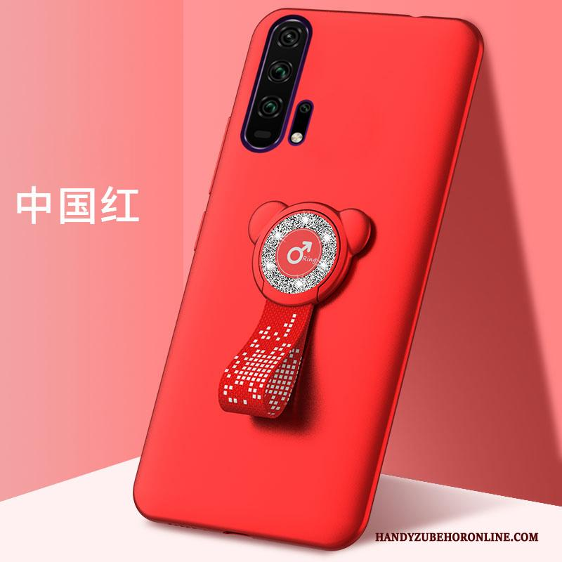 Honor 20 Pro Mode All Inclusive Hard Hoesje Trendy Merk Anti-fall Telefoon