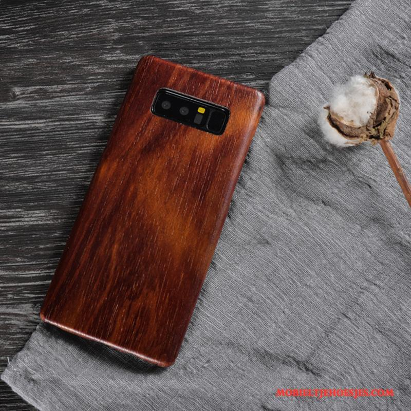 houten hoesje samsung a5