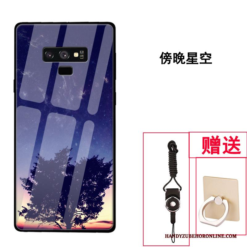 Samsung Galaxy Note 9 Hoesje Mobiele Telefoon Ster Scheppend All Inclusive Trend Siliconen