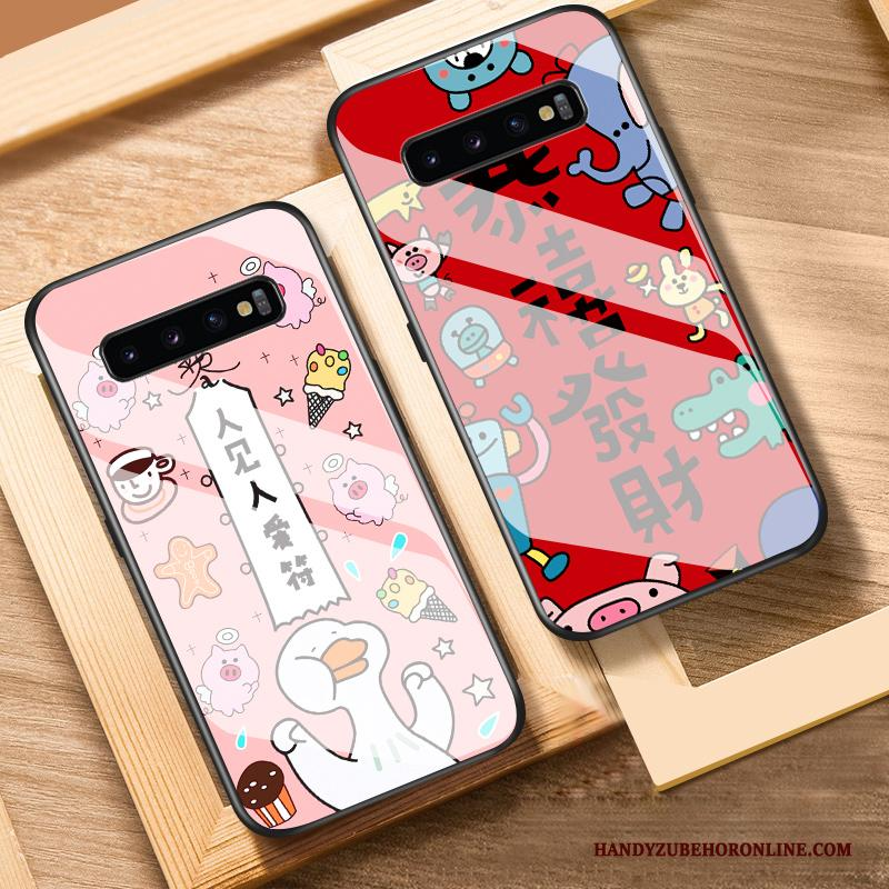 Samsung Galaxy S10 Hoesje All Inclusive Spotprent Pas Siliconen High End Hard Zacht
