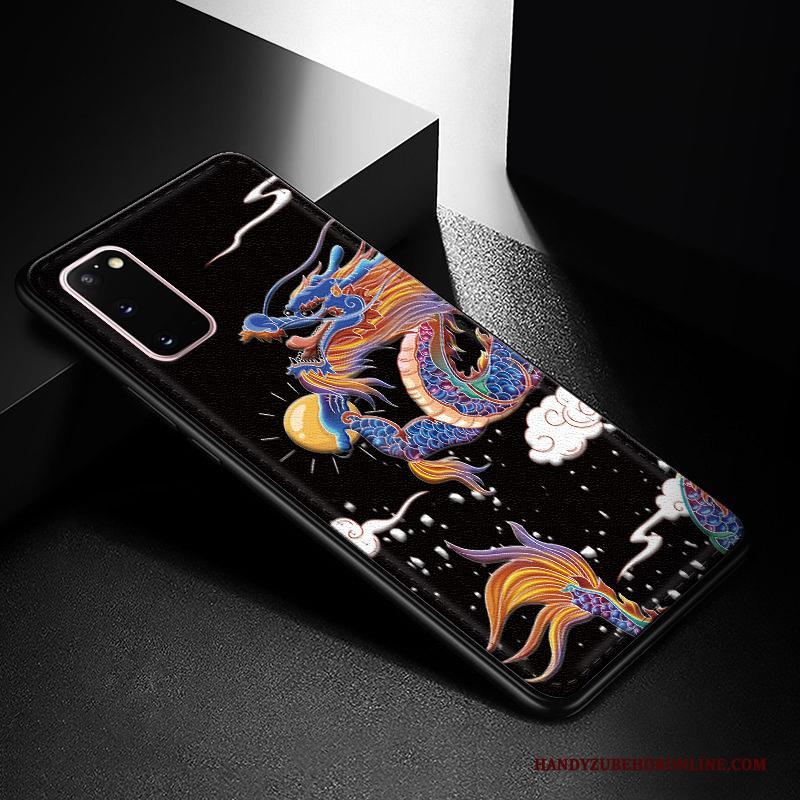 Samsung Galaxy S20 Ster Hoesje Bescherming All Inclusive Telefoon Trend Siliconen