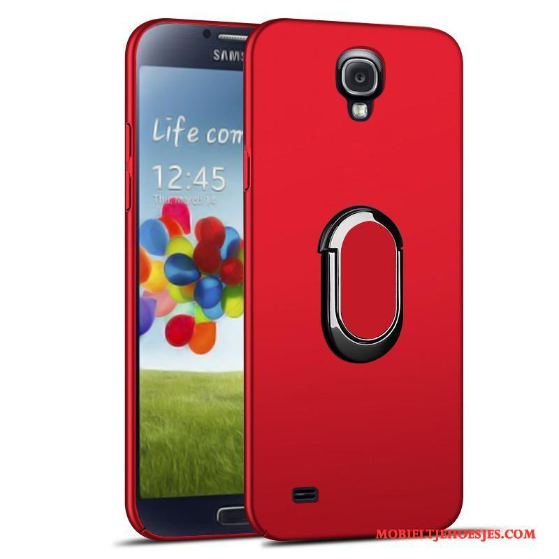 Samsung Galaxy S4 Hoesje Telefoon Persoonlijk Anti-fall Rood Hard Ster All Inclusive