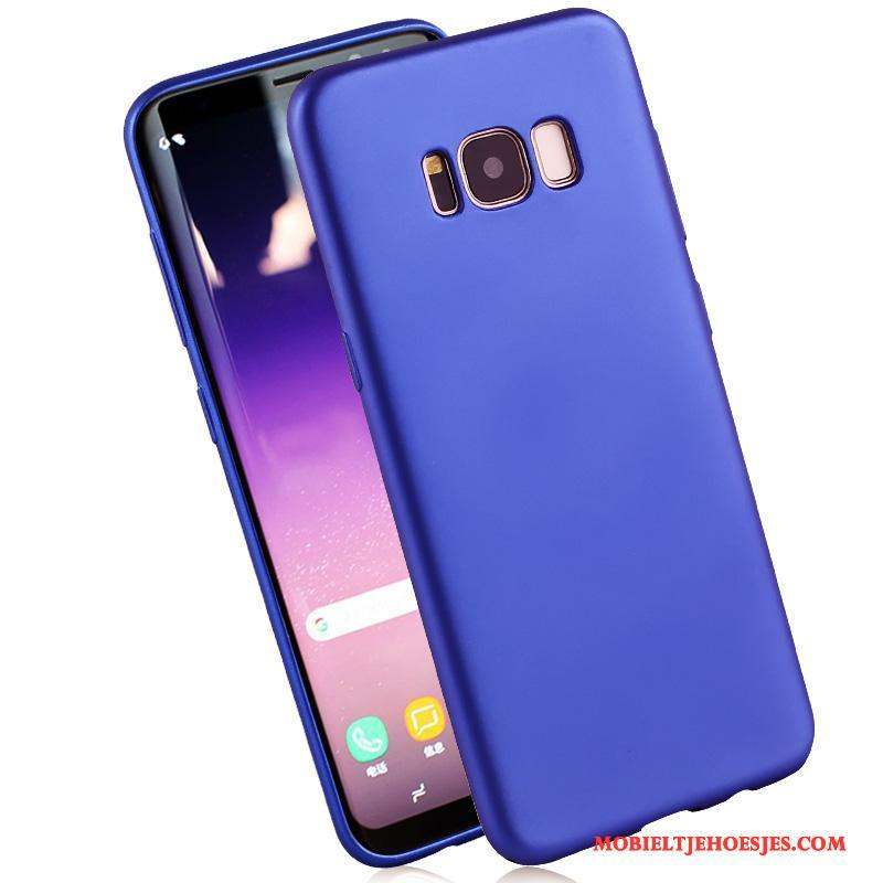 Samsung Galaxy S8+ Hoesje Anti-fall Bescherming All Inclusive Hoes Siliconen Hanger Ster