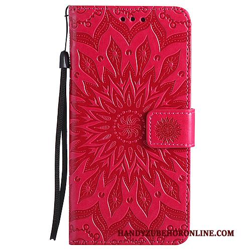 iPhone Se 2020 Hoes Hanger Anti-fall Folio Hoesje Telefoon Elegante All Inclusive